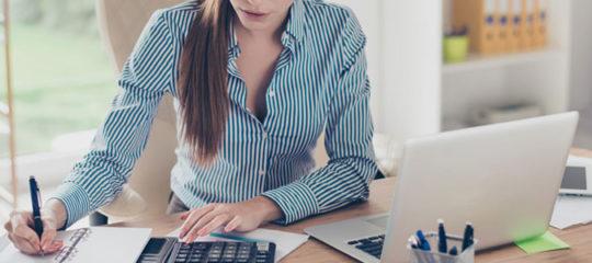 Un cabinet d'expert comptable en ligne
