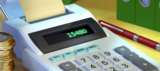 calculatrice imprimante